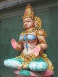 Hindische Statue in Kuala Lumpur, Malaysia Stockfotos