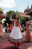 Hindische Zeremonie des Naga in Thailand Stockfotos