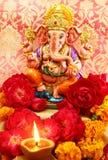 Hindischer Gott Ganesh lizenzfreie stockbilder