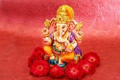 Hindischer Gott Ganesh stockfotografie