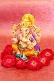 Hindischer Gott Ganesh stockfotos