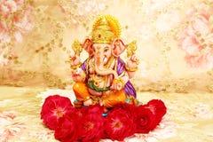 Hindischer Gott Ganesh stockbild