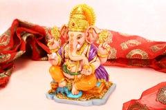 Hindischer Gott Ganesh stockbilder