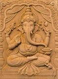Hindischer Gott Ganesha Lord des Erfolgs Lizenzfreie Stockbilder