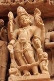 Hindischer Gott Shiva Lizenzfreie Stockfotos
