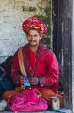 Hindischer Priester Stockbilder