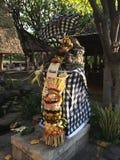 Hindischer Schrein, Pemuteran-Strand, Nord-Bali, Indonesien Lizenzfreies Stockbild