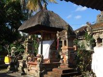 Hindischer Schrein, Ubud, zentrales Bali, Indonesien Lizenzfreie Stockfotografie