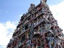 Hindischer Tempel Stockfoto