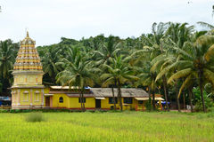 Hindischer Tempel Lizenzfreie Stockbilder