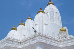 Hindischer Tempel in Bangalore Lizenzfreie Stockfotografie