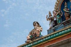 Kapaleeswarar Koil lizenzfreie stockfotos