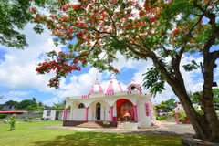 Hindischer Tempel in Port Louis, Mauritius Stockfotos