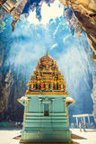 Hindoeïsmestandbeeld van tempel bij Batu-Holen in Kuala Lumpur Royalty-vrije Stock Foto's