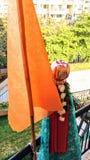 Hindoes festival van nieuw jaar Stock Fotografie