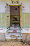 Hindoes Huis tempel-Agra India stock afbeelding