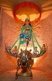 Hindoes Idool Durga Stock Foto
