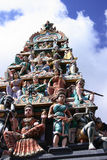 Hindoes Standbeeld royalty-vrije stock foto