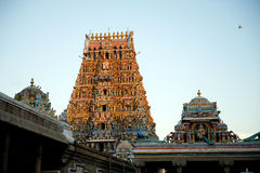 Hindoese Architectuur stock afbeeldingen
