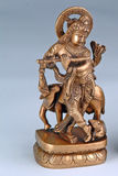 Hindoese God Krishna Stock Fotografie