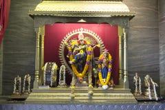 Hindoese Overblijfselen Stock Foto
