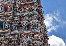 Hindoese Tempel royalty-vrije stock foto
