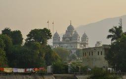 Hindoese tempel in Pushkar, India royalty-vrije stock fotografie