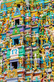 Hindoese Tempel Sri Lanka Royalty-vrije Stock Afbeeldingen