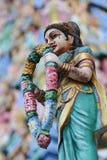 Hindoese Tempel van Sri Layan Sithi Vinayagar Stock Foto