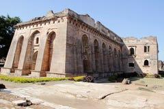 Hindola Mahal på Sanchi Royaltyfri Fotografi