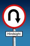 Hindsight Royalty Free Stock Photo