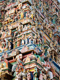 Hindu architecture Stock Images