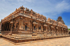 Hindu Architecture Stock Image