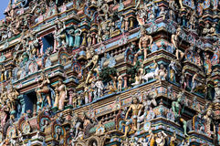 Hindu Architecture Stock Image