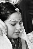 Hindu bride Royalty Free Stock Photography