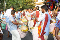 Hindu carnival festival of Kollam Royalty Free Stock Photography