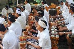 Hindu ceremony Royalty Free Stock Photos