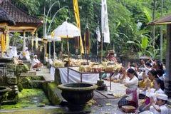 Hindu ceremony Stock Photography
