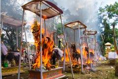 Hindu ceremony Stock Images