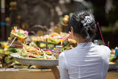 Hindu ceremony Royalty Free Stock Photos
