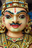 Hindu decoration Stock Photo