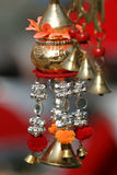 Hindu decoration Royalty Free Stock Photo