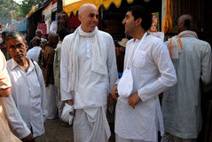 Hindu Devotee Royalty Free Stock Image