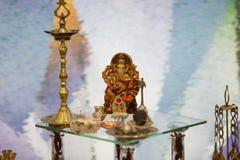 Hindu do deus do elefante imagens de stock royalty free