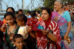 Hindu Festival Royalty Free Stock Photo