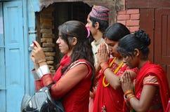 Hindu festival Stock Photos