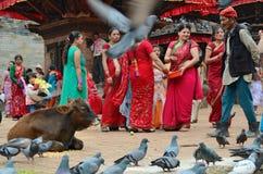 Hindu festival Stock Images