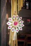 Hindu festival decoration Royalty Free Stock Photo