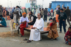 Hindu Festival Stock Image