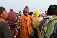 Hindu Festival Stock Photo